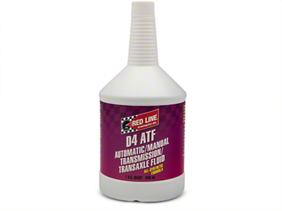 Red Line D4 ATF Transmission Fluid