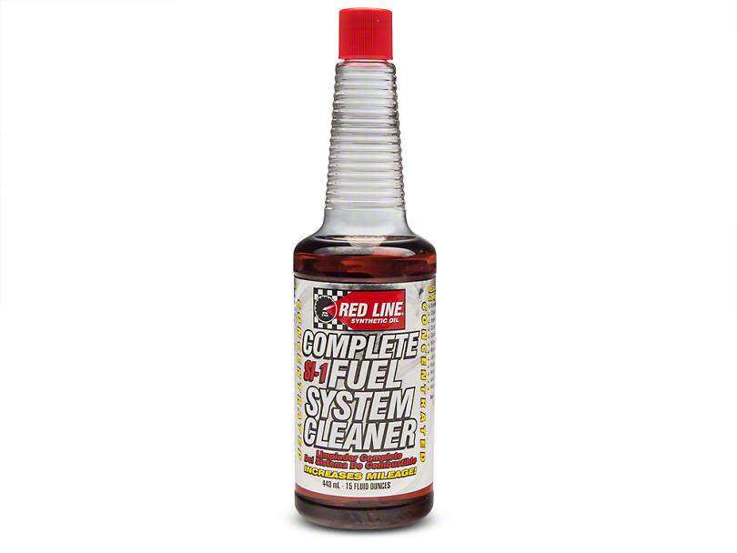 Red Line SI-1 Fuel System Cleaner