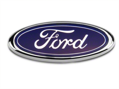 Ford LX Front Oval Grille Emblem (87-93 LX)
