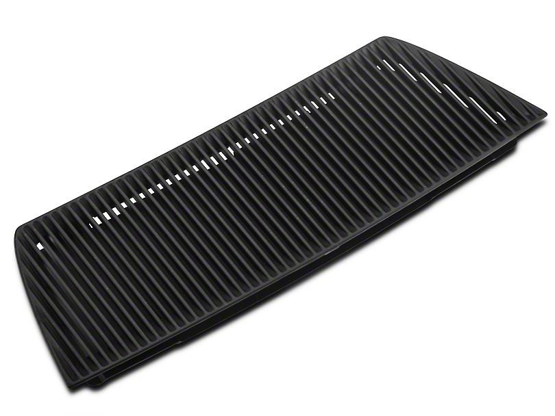 Ford mustang hood vent heat extractor grille right side for 03 cobra floor mats