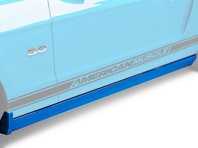 Ford 2013 Style Rocker Molding - Left Side (10-14 All)