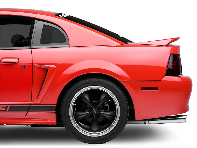 ford mustang rear bumper reflector left side. Black Bedroom Furniture Sets. Home Design Ideas