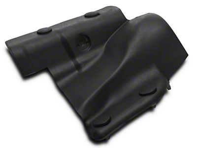 Ford Driver Side B-Pillar Seal Cap (94-04 Convertible)