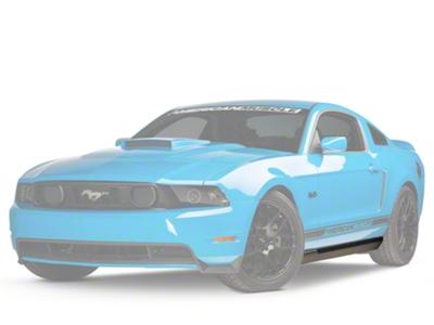 Ford 2010 Style Rocker Molding - Left Side (10-12 GT, V6, GT500)