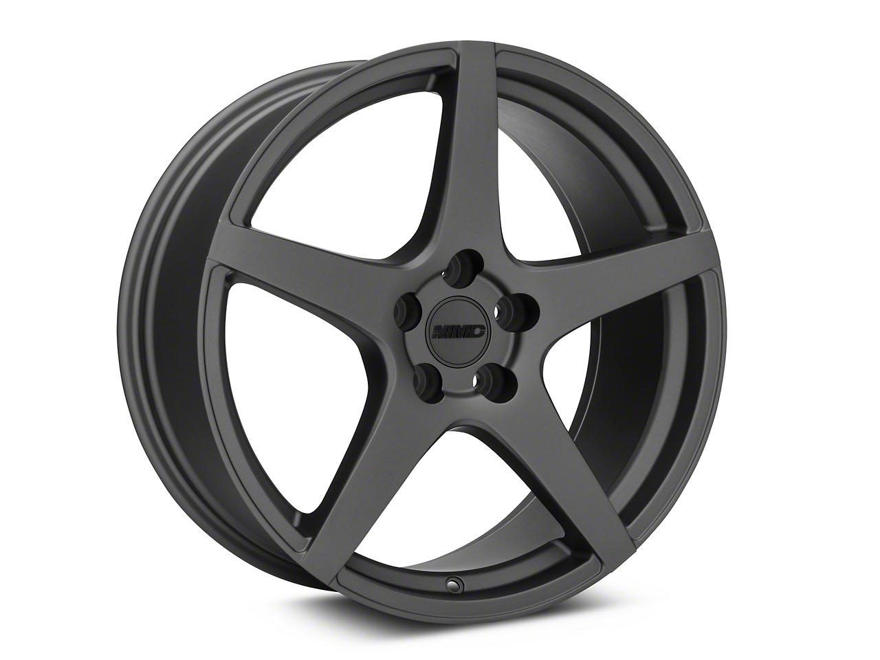 MMD Sinn Charcoal Wheel - 19x8.5 (15-17 All)