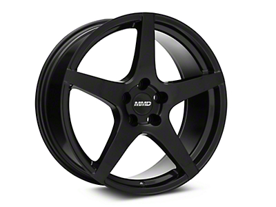 MMD Sinn Black Wheel - 19x8.5 (05-14 All)