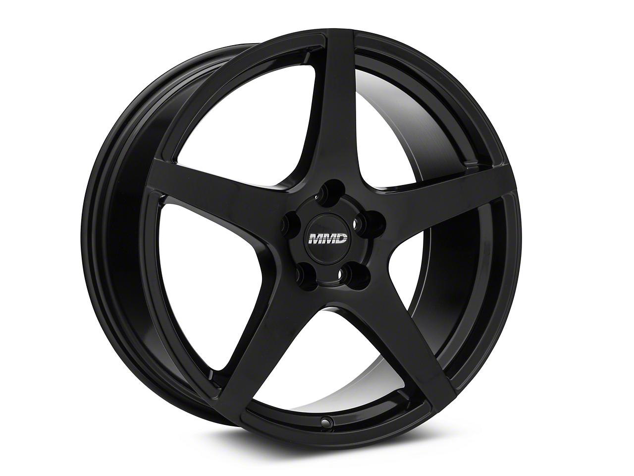 MMD Sinn Black Wheel - 19x8.5 (15-16 All)