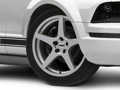 MMD Sinn Silver Wheel - 19x8.5 (05-14 All)