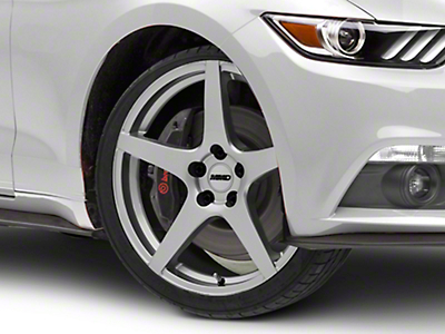 MMD Sinn Silver Wheel - 19x8.5 (15-17 All)