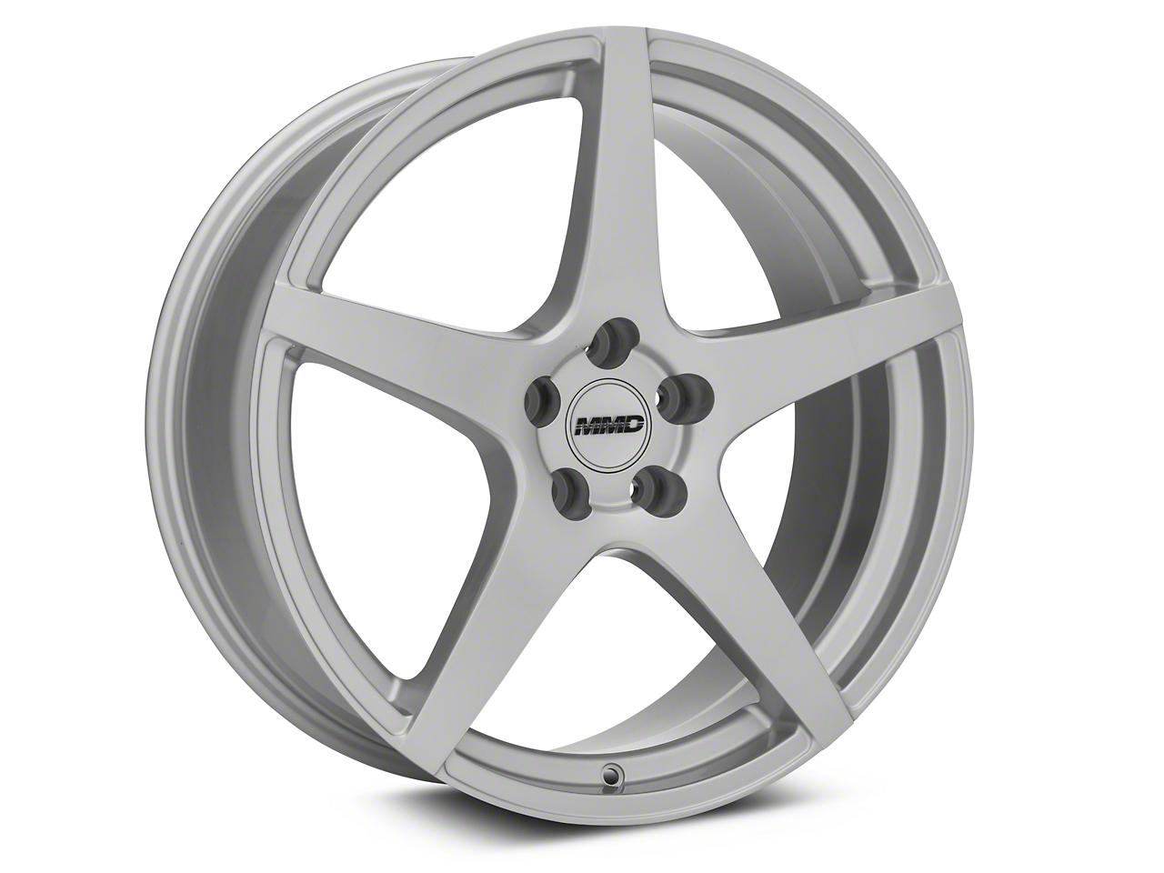 MMD Sinn Silver Wheel - 20x8.5 (15-17 All)