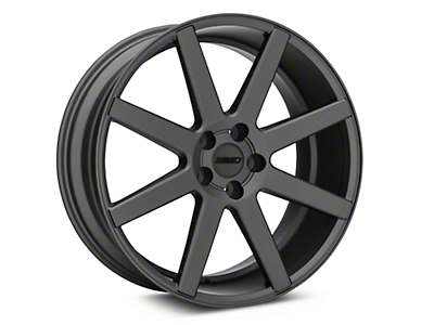 MMD Holgen Charcoal Wheel - 20x8.5 (05-14 All)