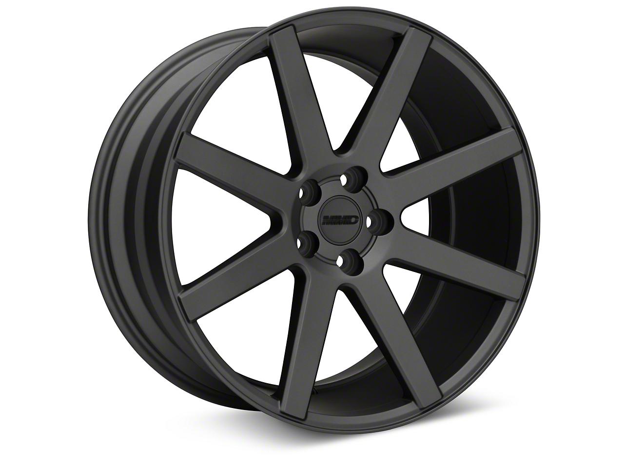 MMD Holgen Charcoal Wheel - 20x10 (05-14 All)