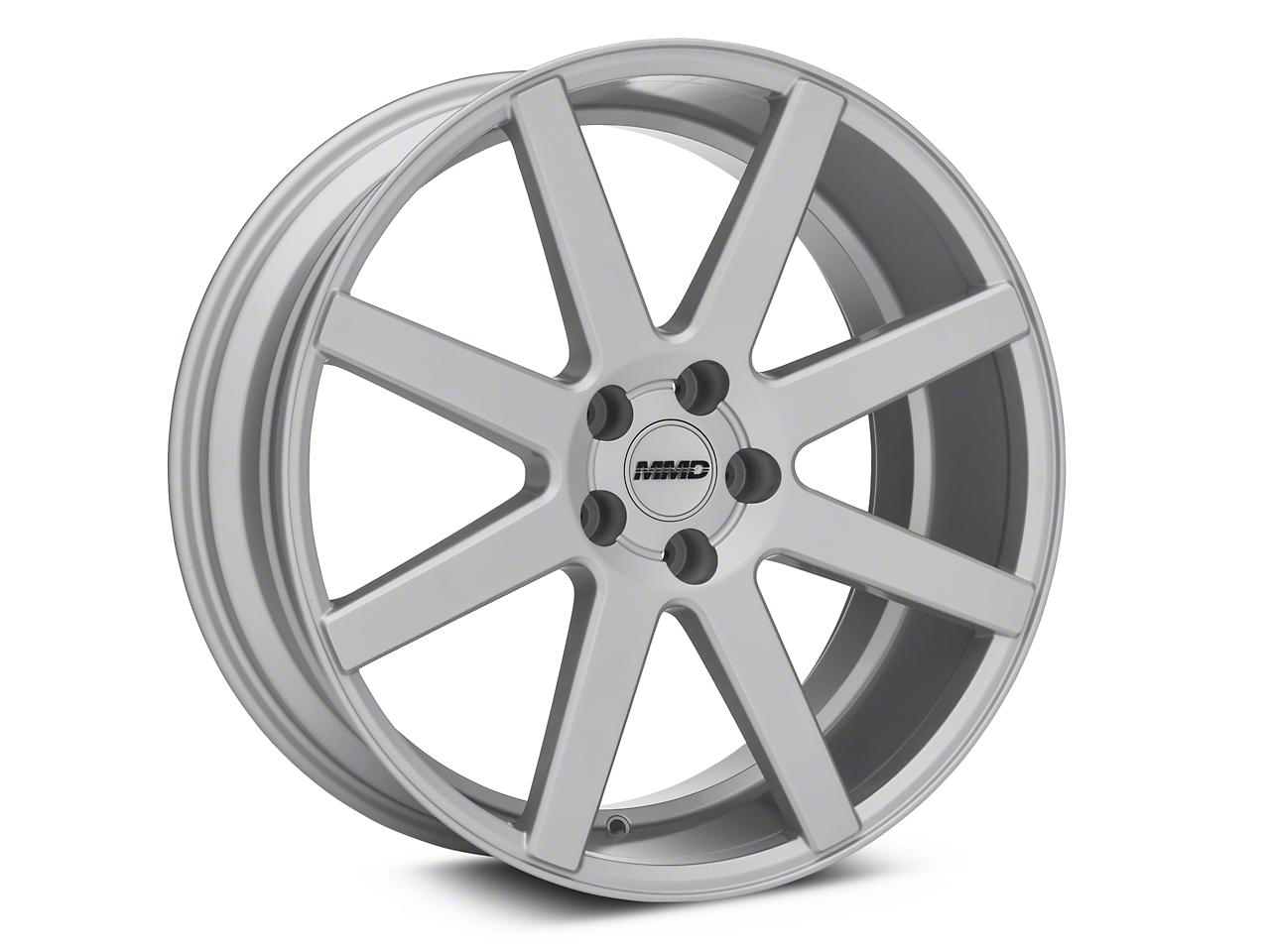 MMD Holgen Silver Wheel - 20x8.5 (15-16 All)