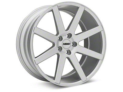 MMD Holgen Silver Wheel - 20x10 (05-14 All)