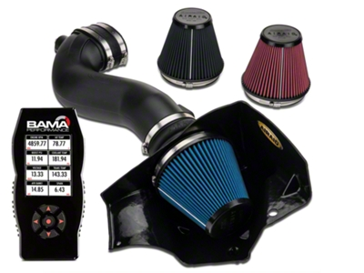 Airaid CAI - SynthaMax Dry Filter & X4 Tuner (05-09 GT)