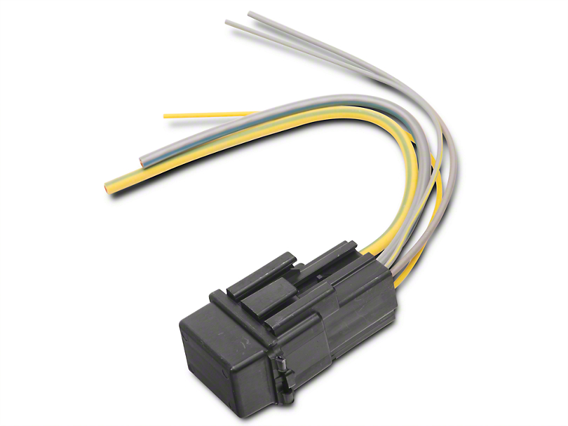 fuel pump relay wiring kit fuel image wiring diagram opr mustang fuel pump relay repair harness 17561 83 89 all on fuel pump relay wiring