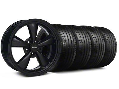 Bullitt All Black Wheel & Falken Tire Kit - 18x8 (99-04 All)