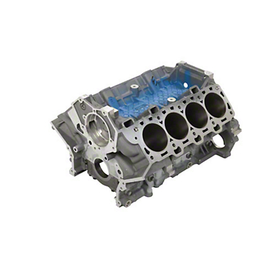 Ford Racing 5.0L 4V Aluminum Engine Block - Performance Race Block (11-14 GT)