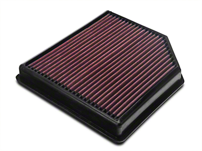 K&N Drop In Replacement Air Filter (07-09 GT500)