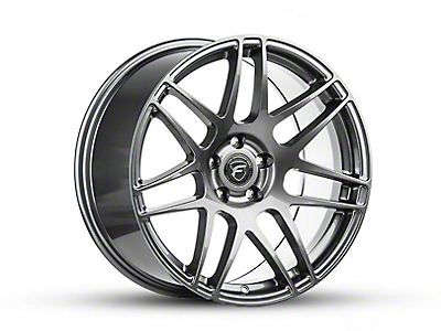 Forgestar CF5 Monoblock Gunmetal Wheel - 19x9.5 (15-16 All)