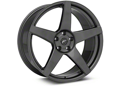 Forgestar CF5 Monoblock Gunmetal Wheel - 20x9.5 (05-14 All)