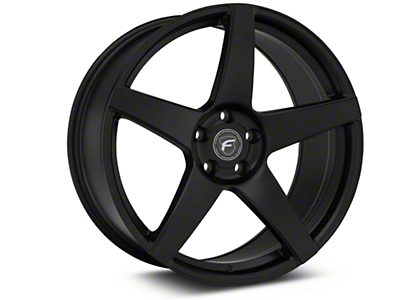 Forgestar CF5 Monoblock Matte Black Wheel - 20x9.5 (05-14 All)