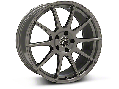 Forgestar CF10 Monoblock Gunmetal Wheel - 20x9.5 (05-14 All)