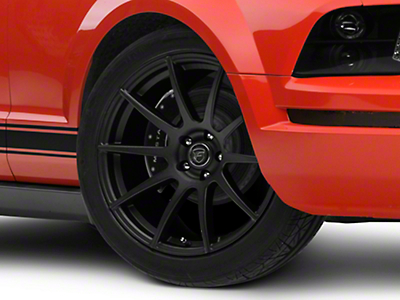 Forgestar CF10 Monoblock Textured Matte Black Wheel - 20x9.5 (05-14 All)