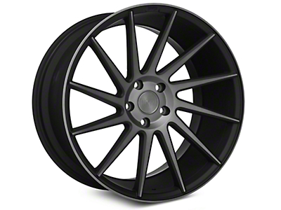 Niche Surge Double Dark Directional Wheel - Driver Side - 20x8.5 (05-14 All)