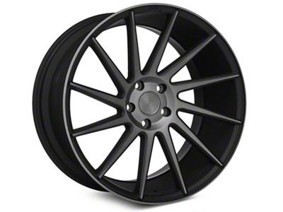 Niche Surge Double Dark Directional Wheel - Driver Side - 20x10 (05-14 All)