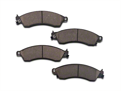 Power Stop Z23 Evolution Sport Ceramic Brake Pads - Front Pair (94-04 Bullitt, Mach 1, Cobra)