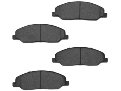 Power Stop Z23 Evolution Sport Ceramic Brake Pads - Front Pair (05-10 GT, V6)