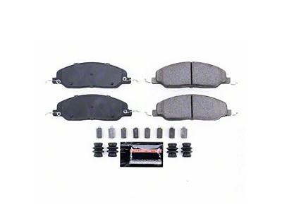 Power Stop Z23 Evolution Sport Ceramic Brake Pads - Front Pair (05-10 GT, V6)