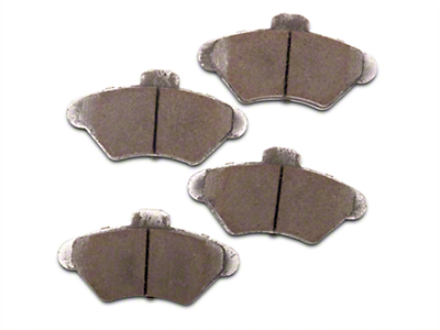 Power Stop Z26 Extreme Performance Ceramic Brake Pads - Front Pair (94-98 GT, V6)