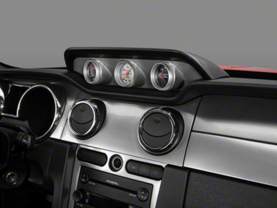 Auto Meter Dash Triple Gauge Pod (05-09 All)