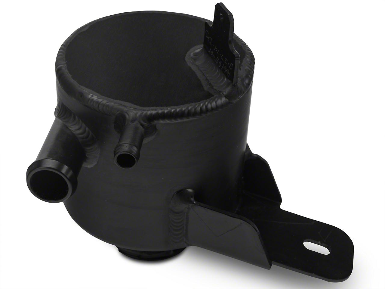 C&R Racing Aluminum Power Steering Reservoir - Black (05-10 GT, GT500)