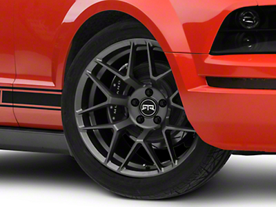 RTR Tech 7 Charcoal Wheel - 19x9.5 (05-14 All)