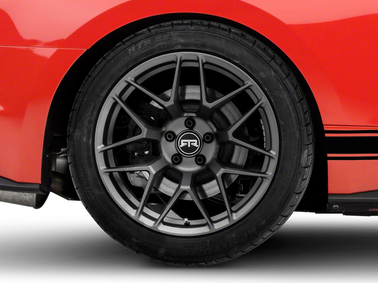 RTR Tech 7 Charcoal Wheel - 19x10.5 (15-17 All)