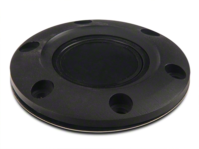 Horn Ring with Button - Black (84-04 All)