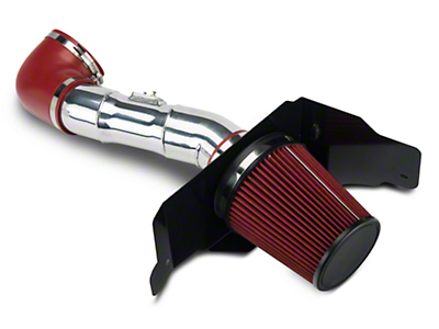 Cold Air Intake - Red (05-09 GT)