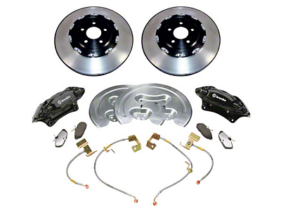 Ford Performance 14 in. SVT Brake Upgrade Kit w/ 2 Piece Rotors (05-14 GT)