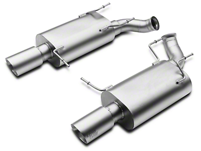 LTH Axle-Back Exhaust (11-14 GT)