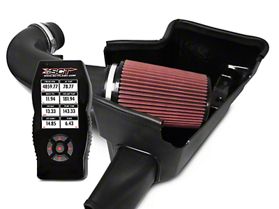 JLT Cold Air Intake & Bama X4 Tuner (15-16 GT)