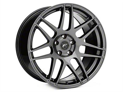 Forgestar F14 Monoblock Black Nickel Wheel - 19x10 (05-14 All)