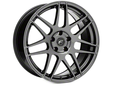 Forgestar F14 Monoblock Black Nickel Wheel - 19x9 (05-14 All)