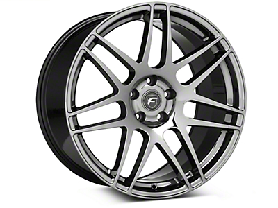 Forgestar F14 Monoblock Black Nickel Wheel - 20x11 (05-14 All)