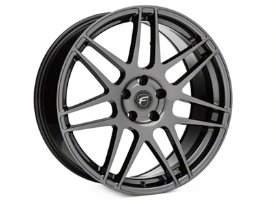 Forgestar F14 Monoblock Black Nickel Wheel - 20x9 (05-14 All)