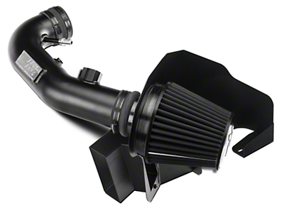 K&N Black Hawk Cold Air Intake (11-14 GT)