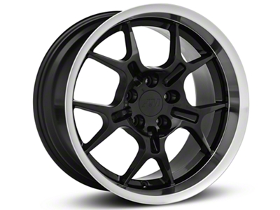 GT4 Black Wheel - 18x10 (94-04 All)
