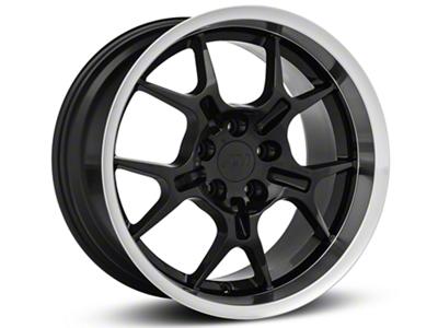 GT4 Black Wheel - 18x10 (94-04 All)